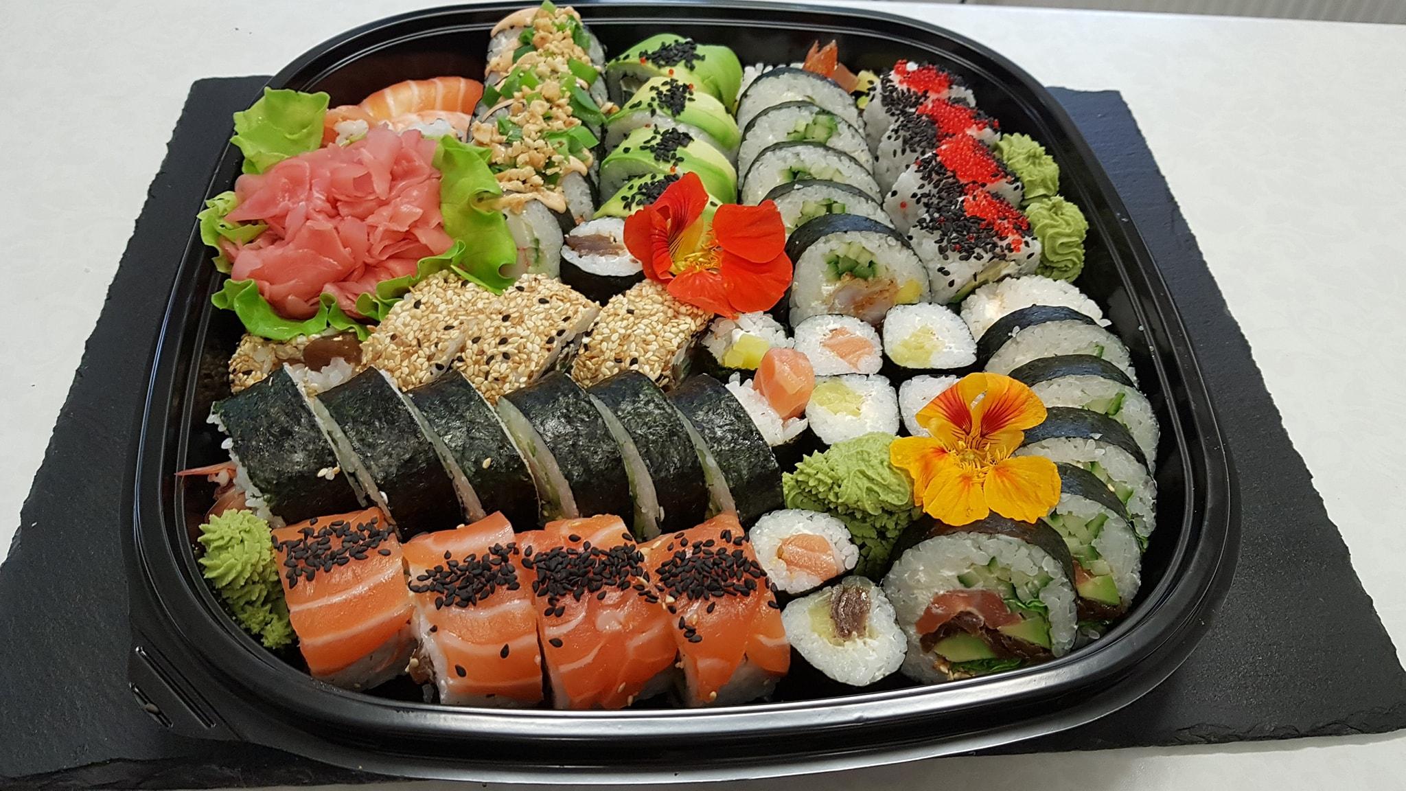 Zestaw Giga Maki - Asia Sushi Lubin