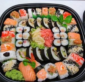 Sushi na duże przyjęcie