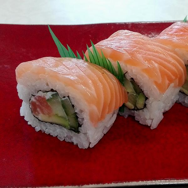 Uramaki Salmon
